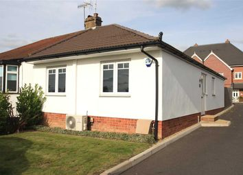 Thumbnail 2 bed bungalow for sale in Woodcote Close, Bushey