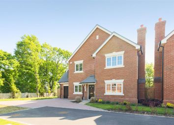 Thumbnail 5 bed detached house to rent in Chavey Down Road, Winkfield Row, Bracknell