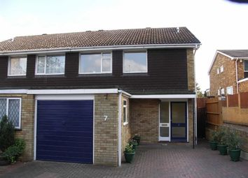 Thumbnail 3 bedroom semi-detached house to rent in Cotterells Hill, Hemel Hempstead