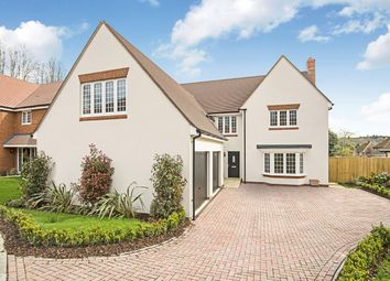 "Thumbnail 5 bedroom detached house for sale in ""The Buckingham"" at Gold Hill East, Chalfont St. Peter, Gerrards Cross"
