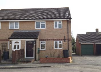 Thumbnail 3 bed semi-detached house to rent in Westside Close, Basingstoke