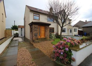 Thumbnail 3 bed semi-detached house for sale in Barassiebank Lane, Troon, South Ayrshire