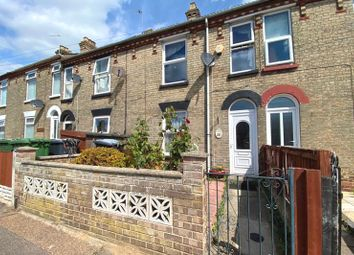 Thumbnail 2 bed terraced house for sale in Stradbroke Road, Gorleston, Great Yarmouth