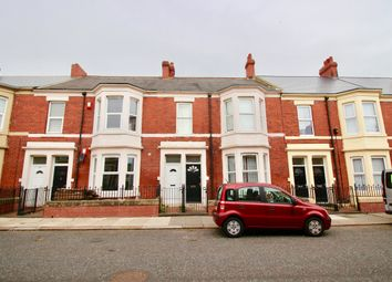 Thumbnail 5 bed terraced house for sale in Wingrove Avenue, Newcastle Upon Tyne