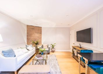 Thumbnail 2 bed flat for sale in Montagu Mansions, Marylebone, London