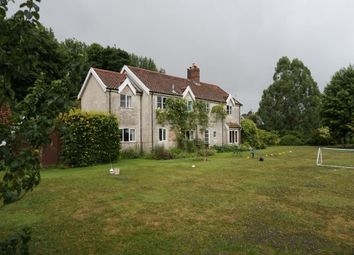 Thumbnail 5 bed detached house to rent in Station Road, Brampton, Beccles