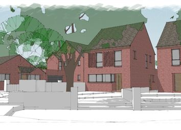 Thumbnail 3 bed detached house for sale in Seven Acres Lane, Thingwall, Wirral