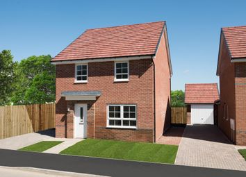 "Thumbnail 4 bedroom detached house for sale in ""Chester"" at Bruntcliffe Road, Morley, Leeds"