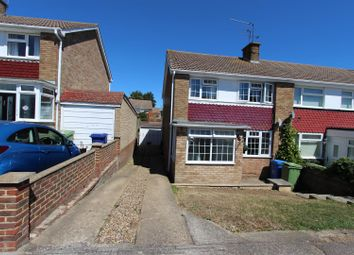 Thumbnail 3 bed end terrace house for sale in Lansdown Road, Sittingbourne