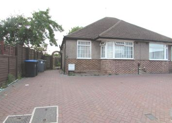 Thumbnail 2 bed bungalow to rent in Linthorpe Avenue, Wembley, Middlesex