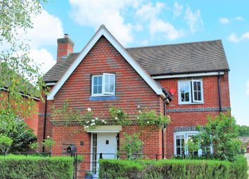 Thumbnail 4 bed detached house for sale in Mortons Lane, Upper Bucklebury, Reading