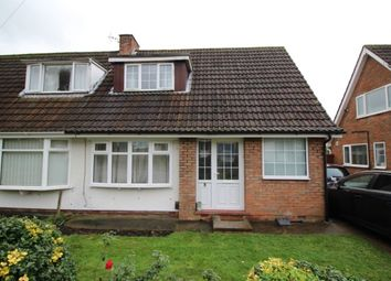 Thumbnail 2 bed bungalow to rent in Firtree Close, Acomb, York