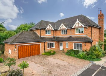 Thumbnail 5 bed detached house for sale in Dorian Close, Tring