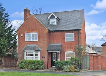 Thumbnail 4 bedroom detached house to rent in Dickens Heath Road, Dickens Heath, Solihull