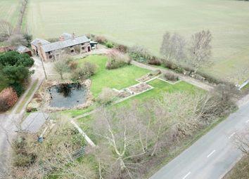6 bed detached house for sale in Hatton Lane, Hatton, Warrington WA4