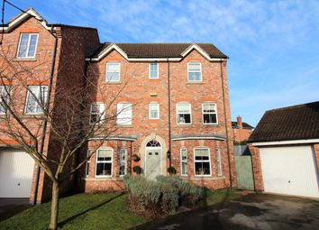 Thumbnail 5 bed semi-detached house for sale in Nimbus Way, Watnall, Nottingham