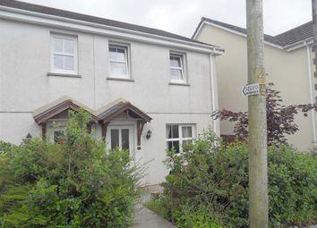 Thumbnail 2 bedroom semi-detached house for sale in Llygad Y Ffynnon, Five Roads, Llanelli