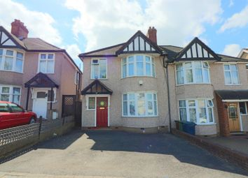 Thumbnail 3 bed semi-detached house to rent in Westwood Avenue, Harrow