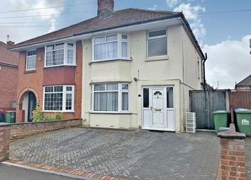Thumbnail 3 bedroom semi-detached house for sale in Elmes Drive, Southampton