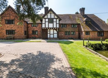 Thumbnail 7 bed detached house for sale in The Street, Charlwood, Surrey