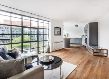 Thumbnail 2 bed flat for sale in Station Road, Godalming
