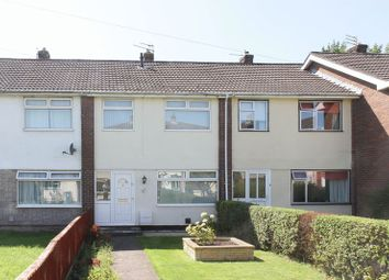 Thumbnail 3 bed terraced house for sale in Teignmouth Road, Clevedon