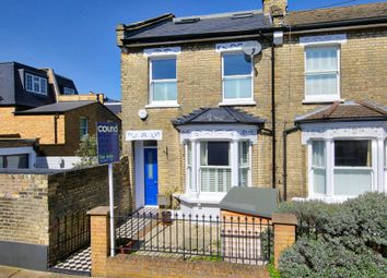 Thumbnail 4 bed terraced house for sale in Coleford Road, Wandsworth