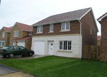 Thumbnail 4 bed detached house to rent in Fenwick Way, Consett