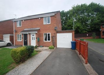 Thumbnail 2 bed property to rent in Easby Close, Stafford