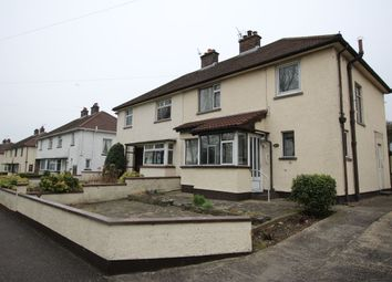 Thumbnail 3 bedroom semi-detached house for sale in Newtownards Road, Bangor
