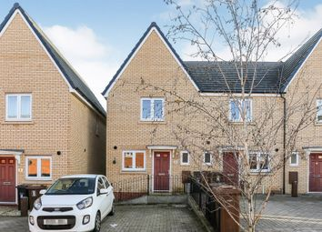 Thumbnail 2 bed semi-detached house for sale in The Stables Mews, Marston Green, Birmingham