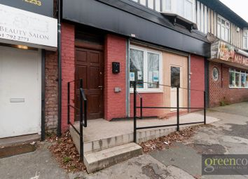 Thumbnail Retail premises to let in Leicester Road, Salford