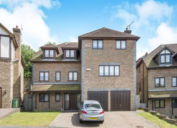 Thumbnail 6 bedroom detached house for sale in Truman Drive, St. Leonards-On-Sea