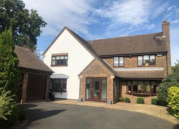 Thumbnail 4 bed detached house to rent in Bullimore Grove, Kenilworth