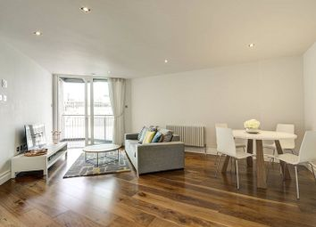 Thumbnail 2 bed flat for sale in Bridge Place, London