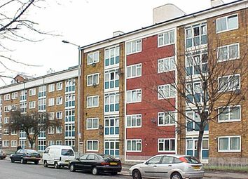 Thumbnail 3 bed flat to rent in Anderson Road, Hackney