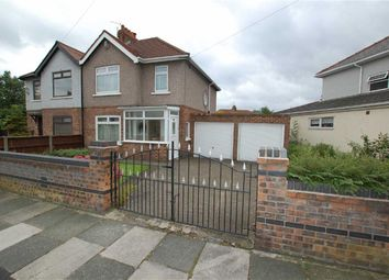 Thumbnail 3 bed semi-detached house for sale in Gardner Avenue, Bootle, Liverpool