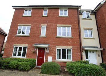 Thumbnail 2 bed flat to rent in Worsdell Close, Ipswich