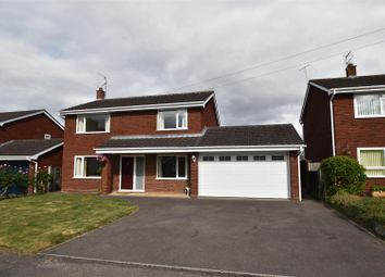 Thumbnail 4 bed detached house for sale in Windrush Crescent, Malvern