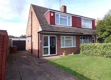 Thumbnail 3 bed semi-detached house for sale in Slaidburn Avenue, Silverdale, Nottingham, Nottinghamshire