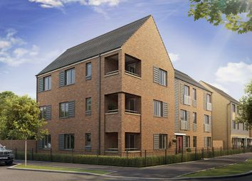 "Thumbnail 2 bed flat for sale in ""Amble"" at Fen Street, Brooklands, Milton Keynes"