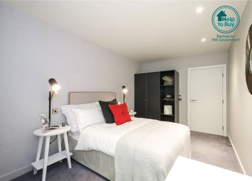 Thumbnail 1 bed flat for sale in The Northern Quarter, 50 Capitol Way, London