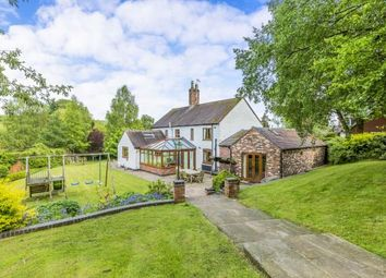 Thumbnail 4 bed detached house for sale in Gardeners Cottage, Maer, Newcastle, Staffordshire