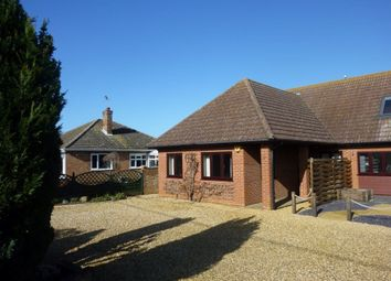 Thumbnail 3 bed property to rent in Broadway, Heacham, King's Lynn