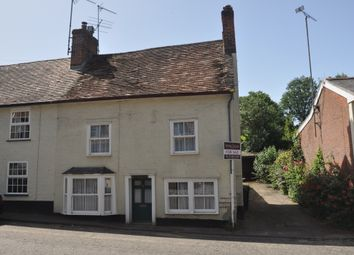 Thumbnail 4 bed semi-detached house for sale in High Street, Coddenham, Ipswich