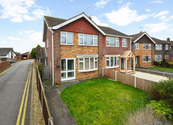 Thumbnail 3 bed semi-detached house for sale in Chinnor Road, Thame