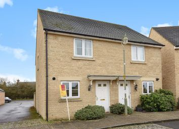 Thumbnail 2 bedroom semi-detached house to rent in Witney, Oxfordshire