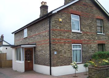 Thumbnail 3 bed semi-detached house for sale in Edward Road, Penge, London
