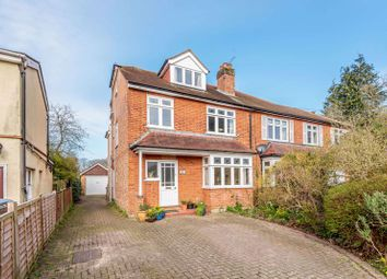 Thumbnail 5 bed property for sale in Northcroft Road, Englefield Green, Egham