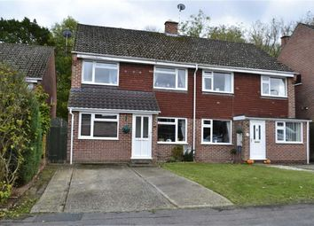Thumbnail 3 bed semi-detached house for sale in Sedgefield Road, Newbury, Berkshire